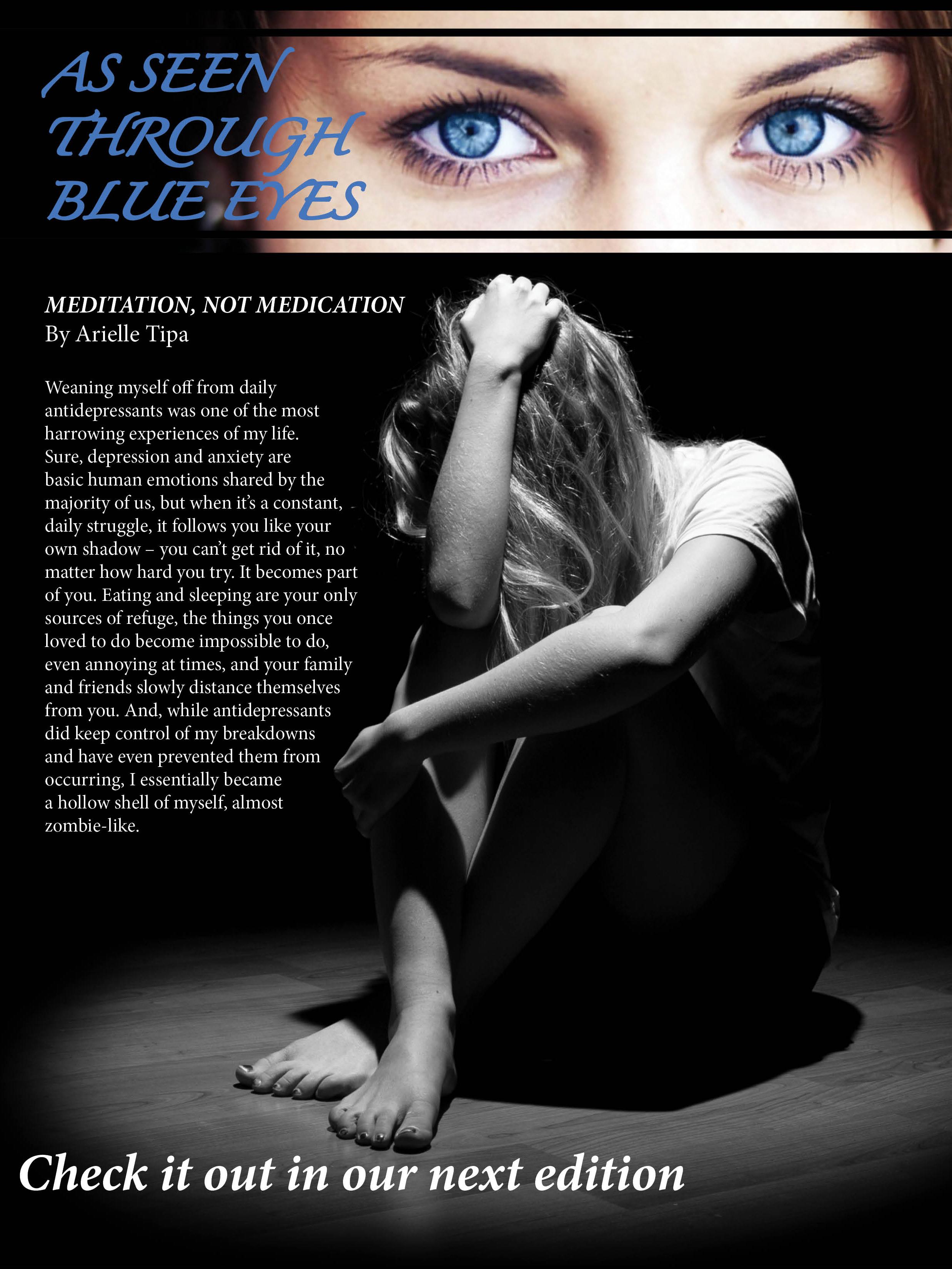 As Seen ThroughBlue Eyes -