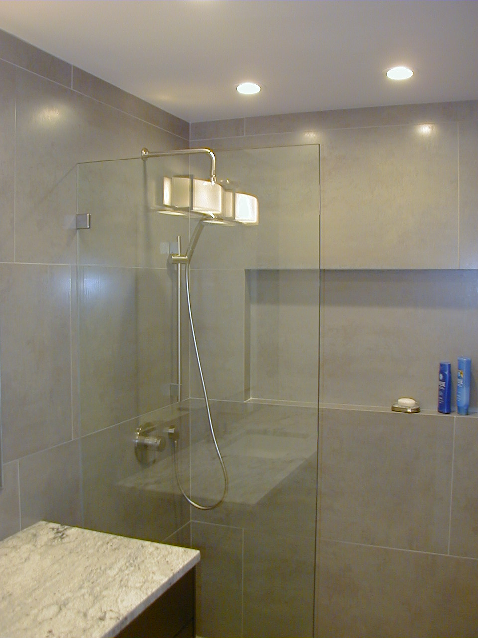 Bathroom Remodel in Rohnert Park, CA.