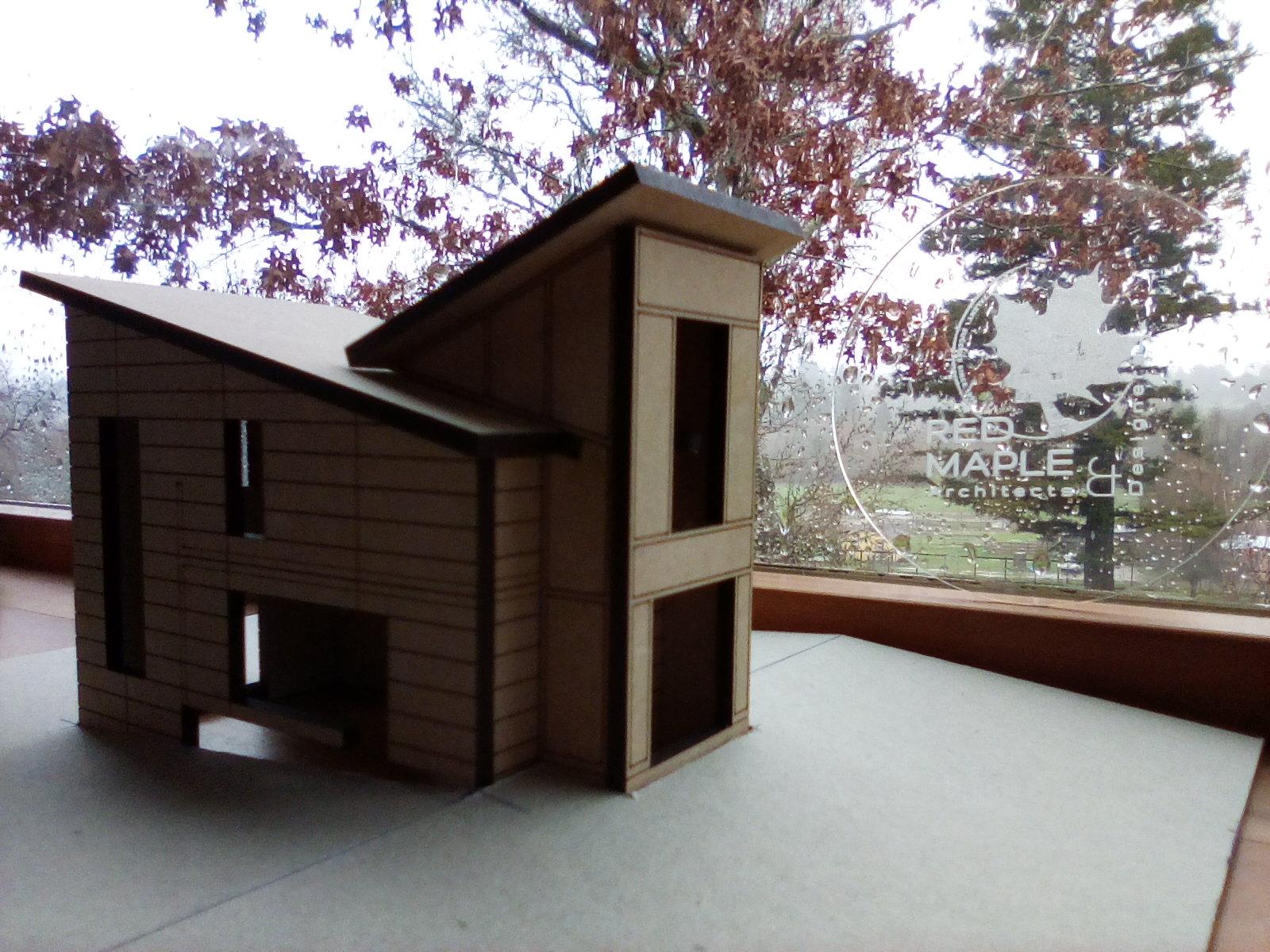 Model of Garage