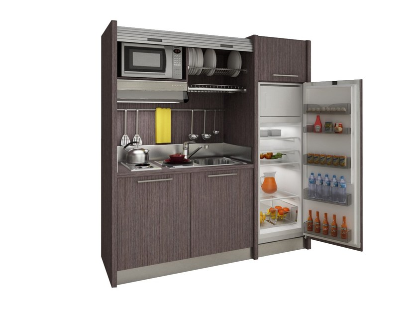 A simple kitchenette unit or you could . . . .