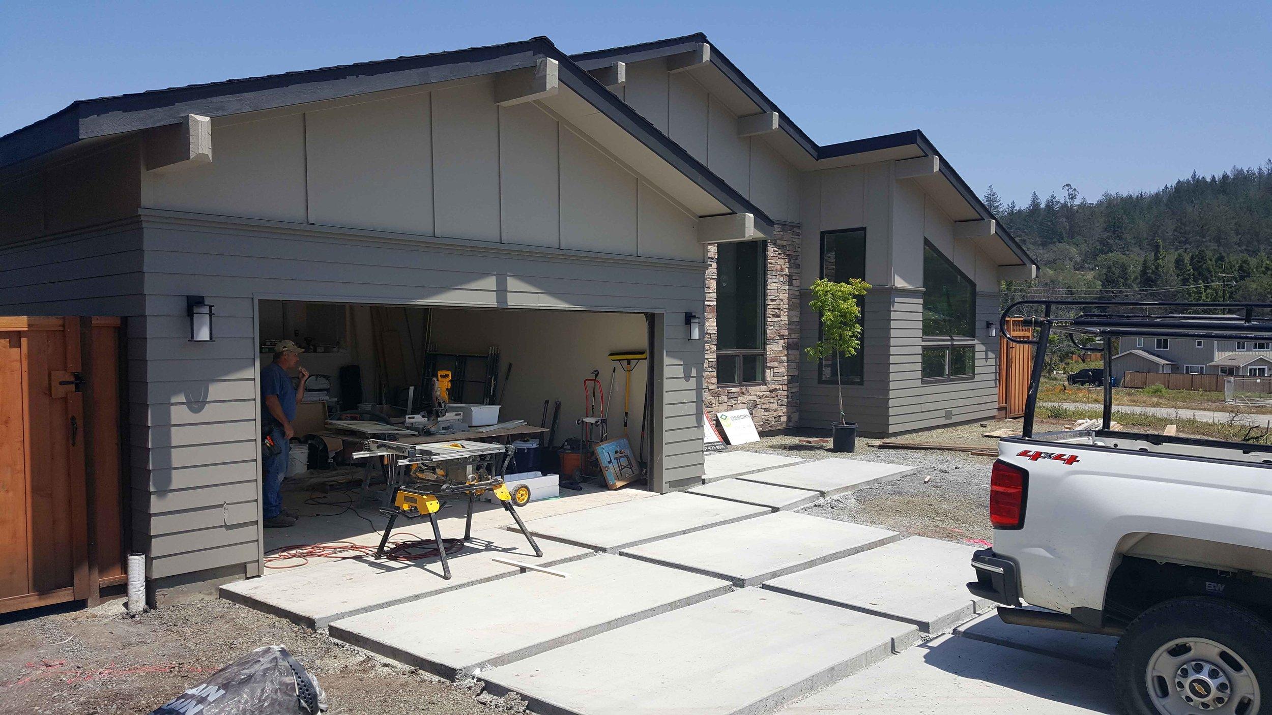 Residence in Santa Rosa, CA