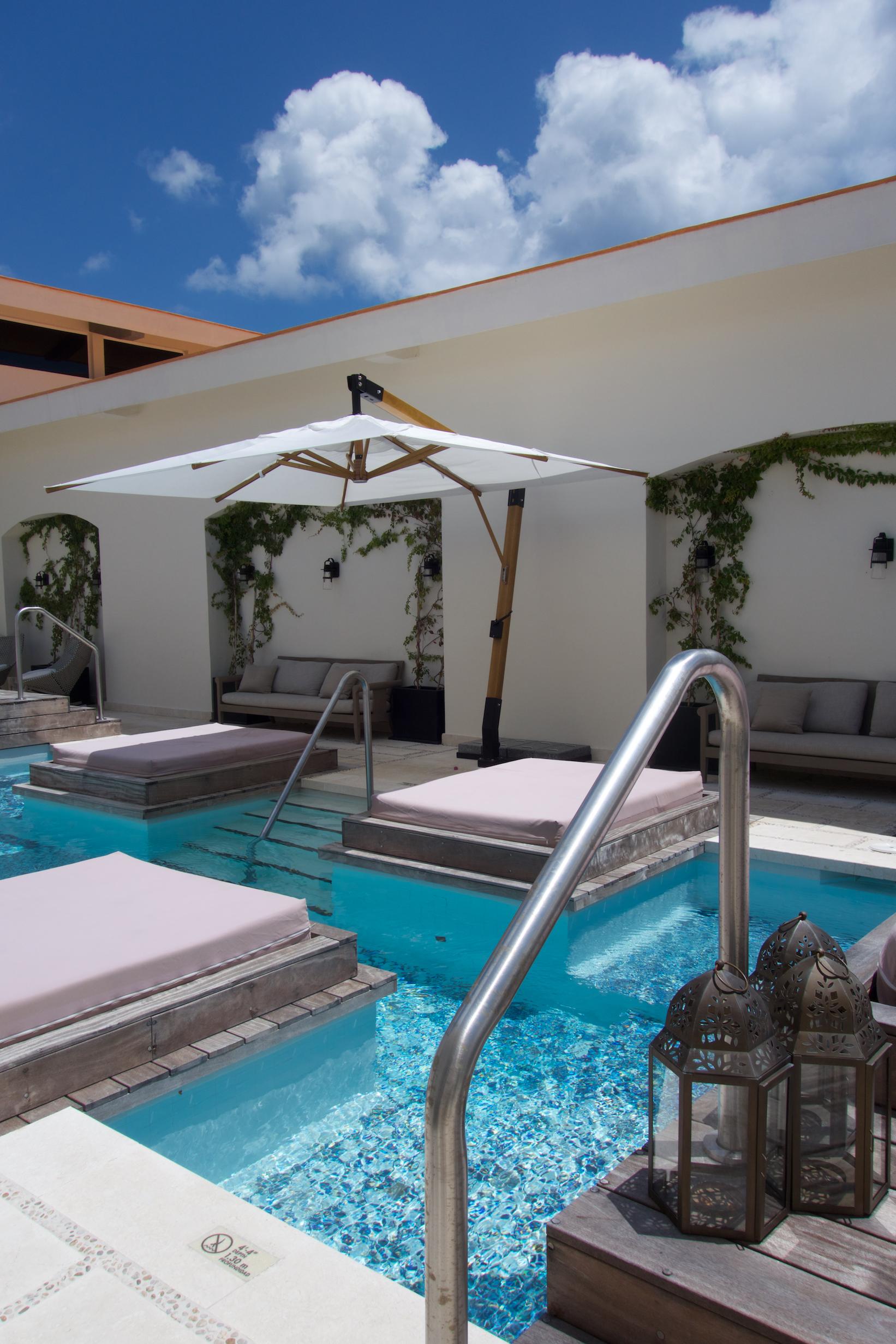 SPA pool at UNICO