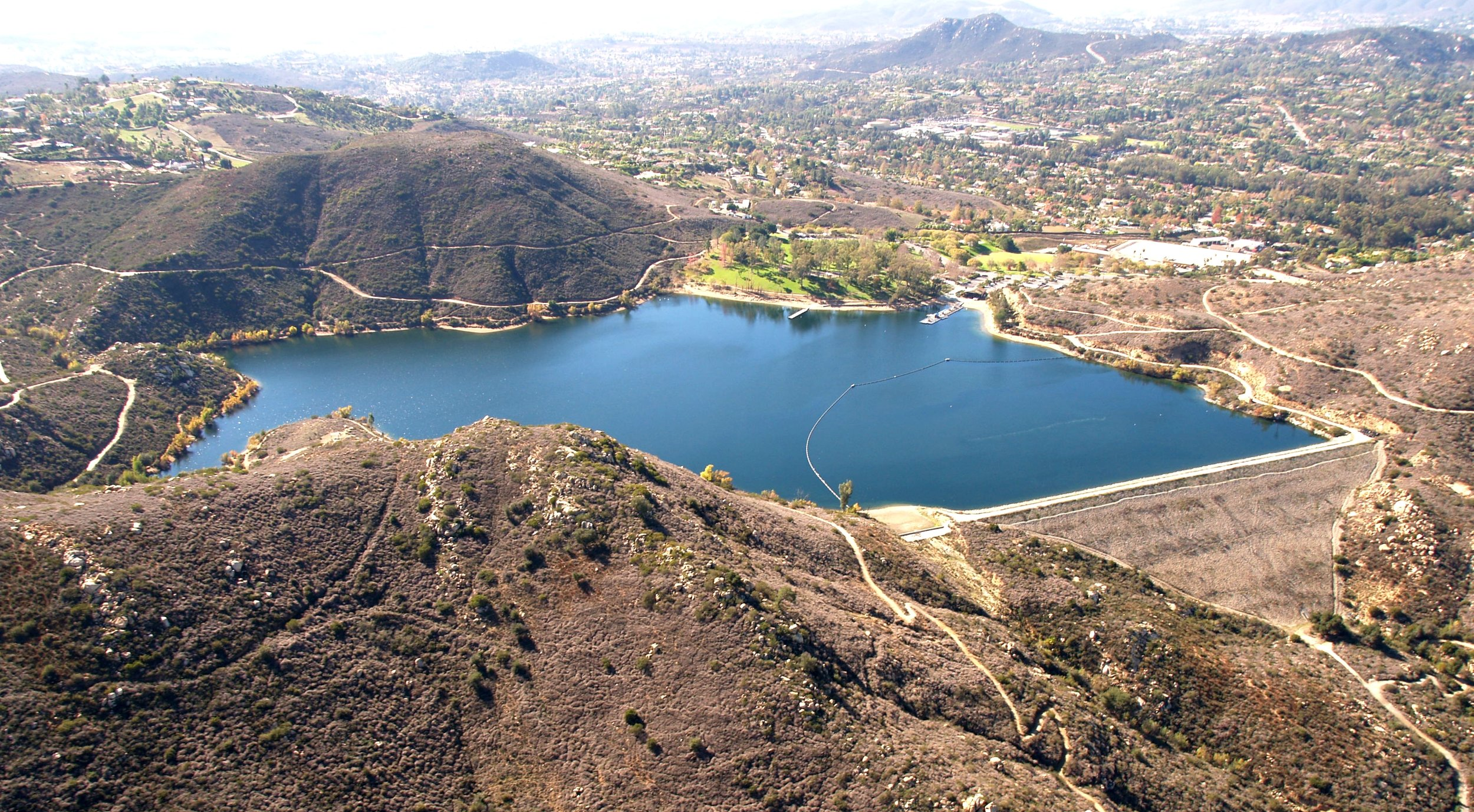 Beautiful Lake Poway