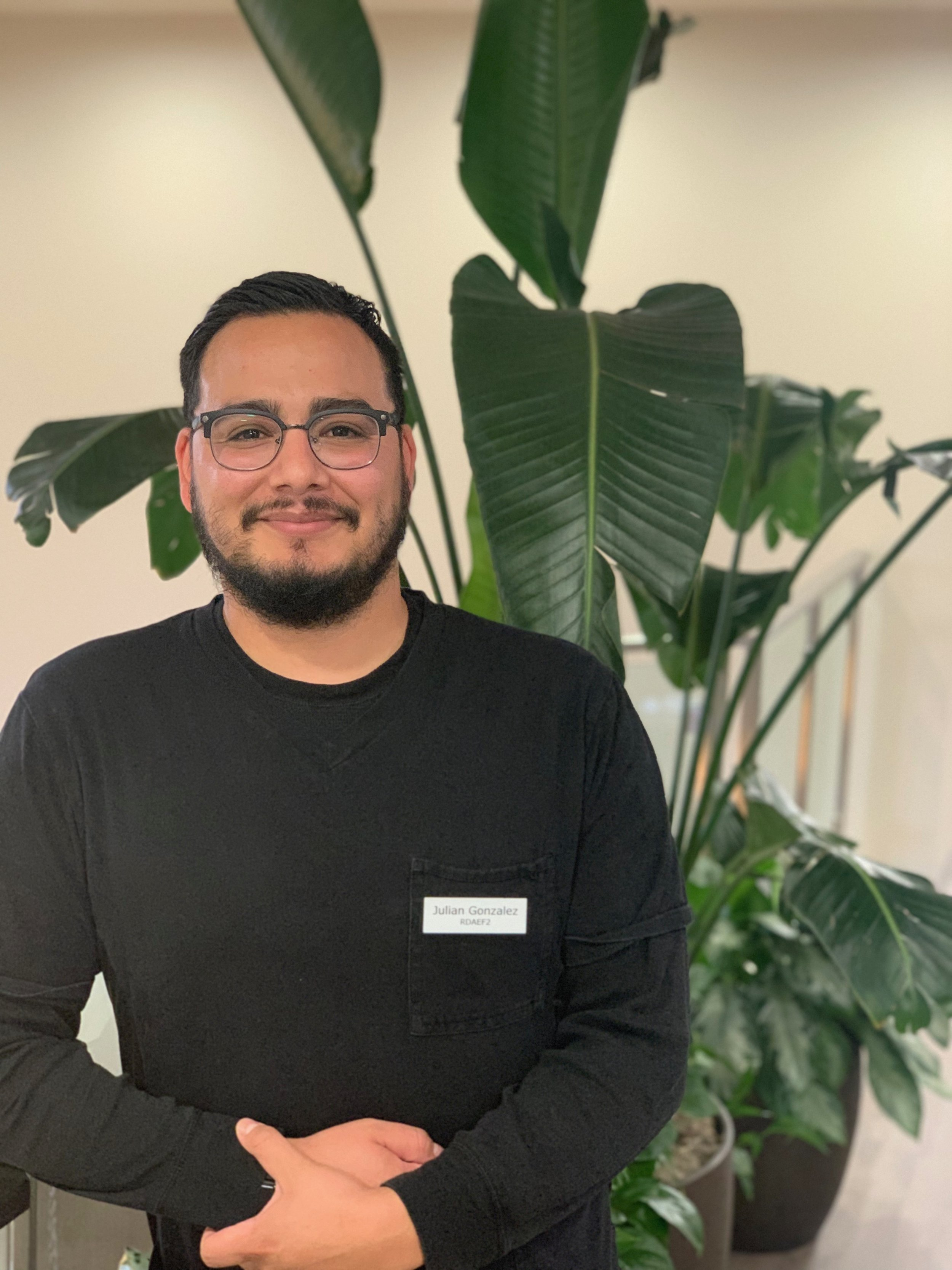 Julian G. - Dental Assistant