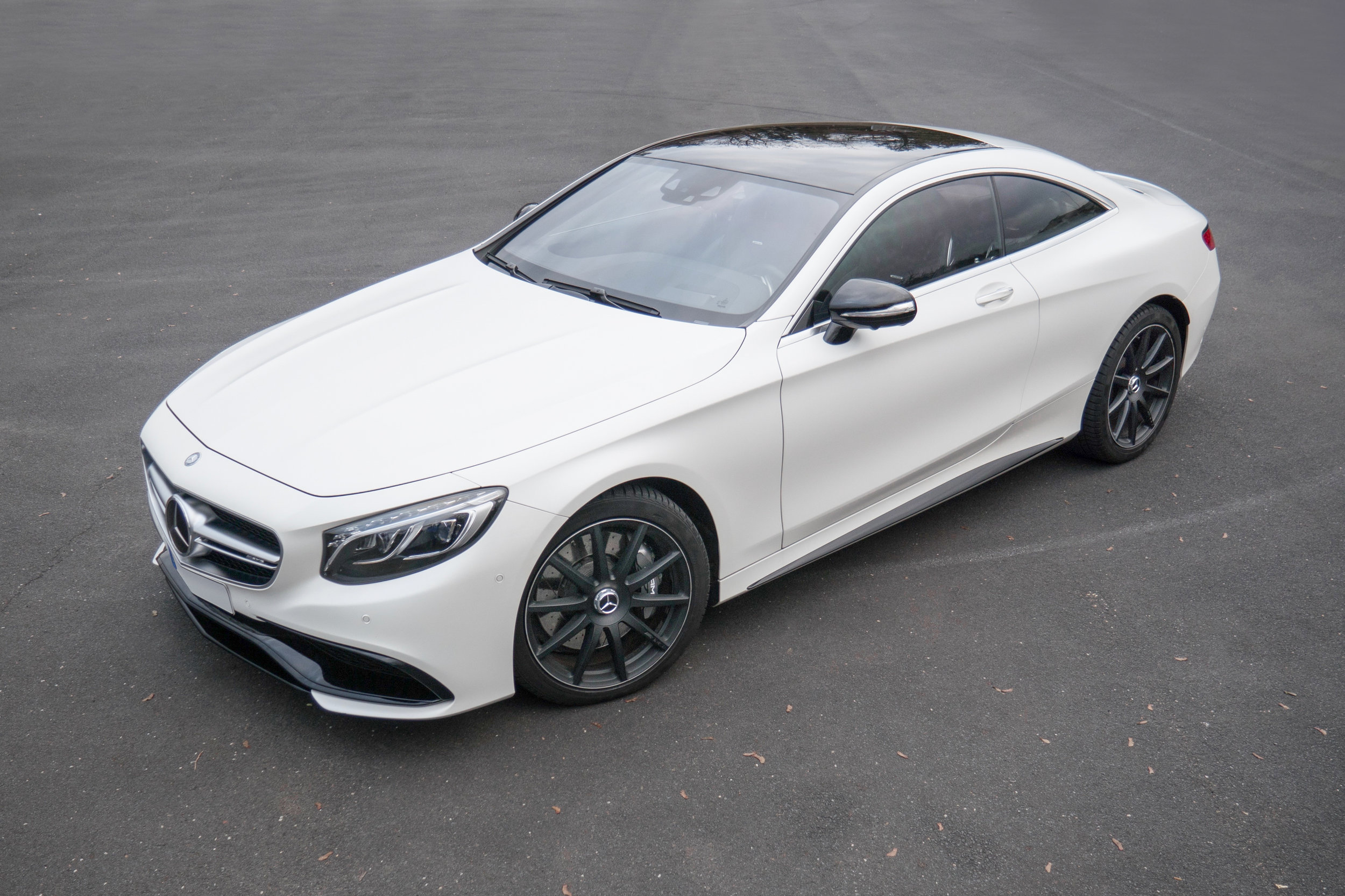 Mercedes-AMG S63 Coupé 4Matic