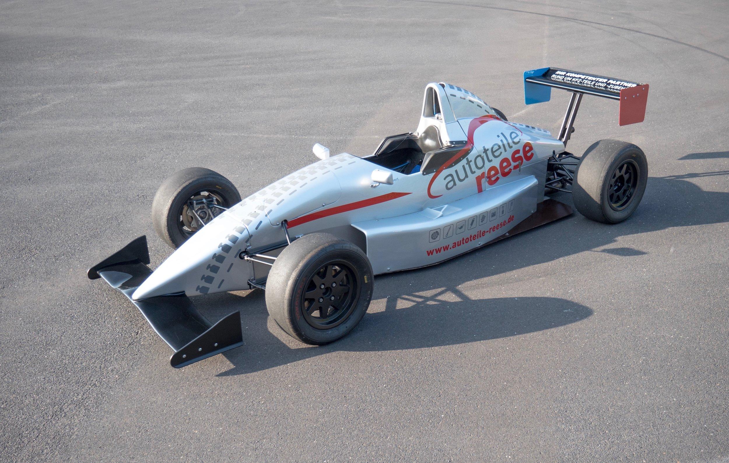 Formel ADAC Junior Rennwagen