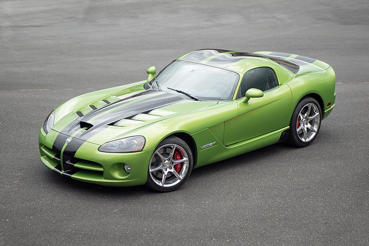 Dodge Viper SRT10 8.4L
