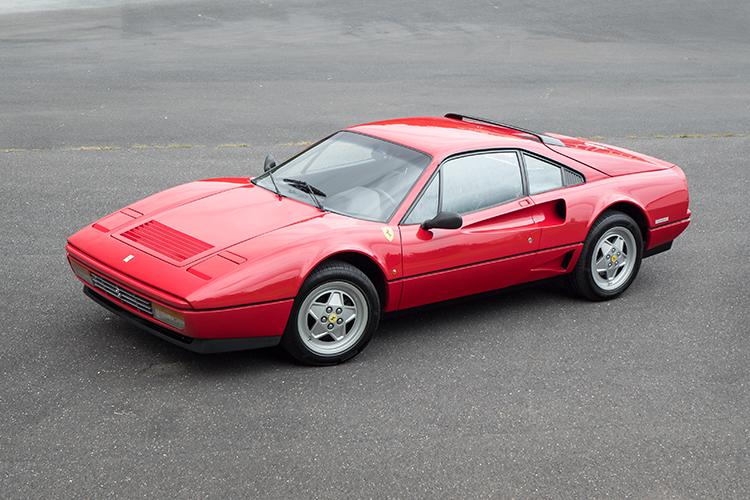 Ferrari 328 GTB Turbo