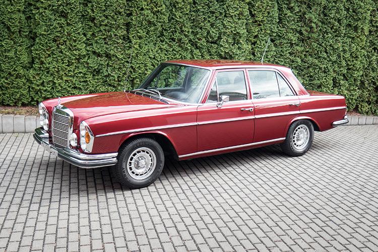 Daimler-Benz 280SE 3.5