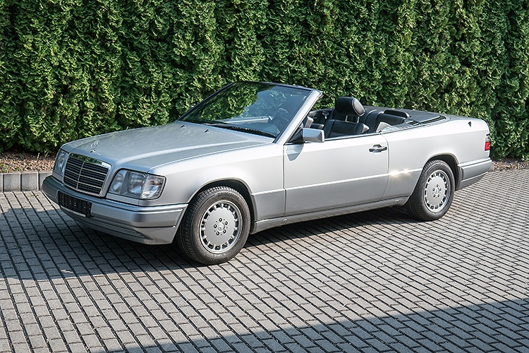 Mercedes-Benz E220 Cabriolet