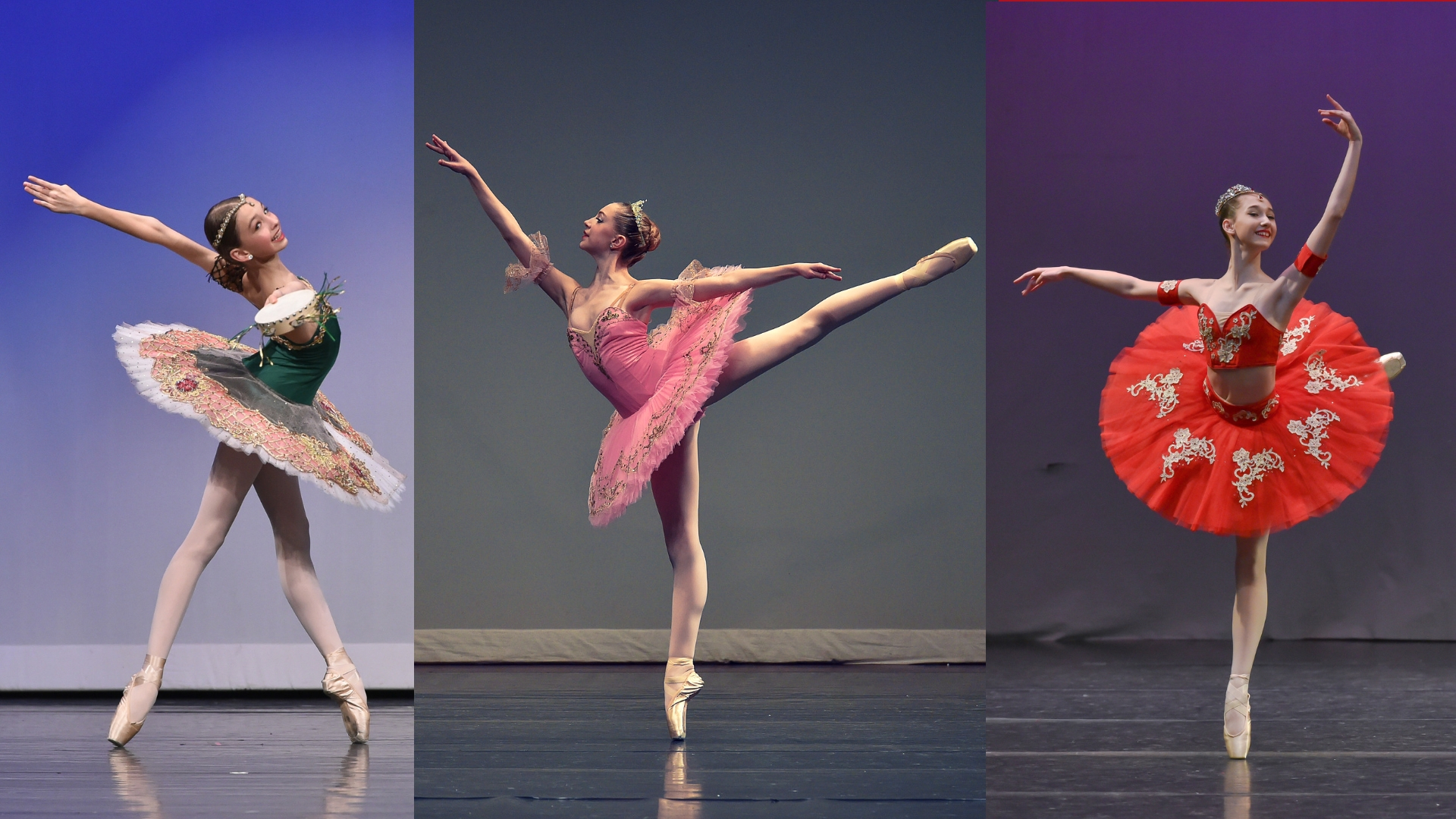 Ballet in San Antonio, Winter Intensive, Contemporary Dance