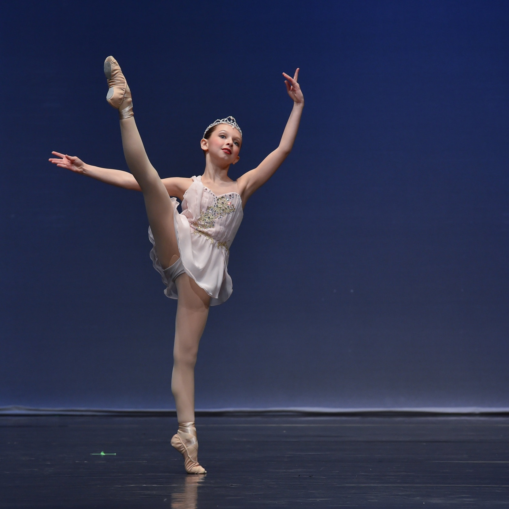 Classical Ballet - Classes for Beginning, Intermediate and Advanced dancers ages 3 to 19!