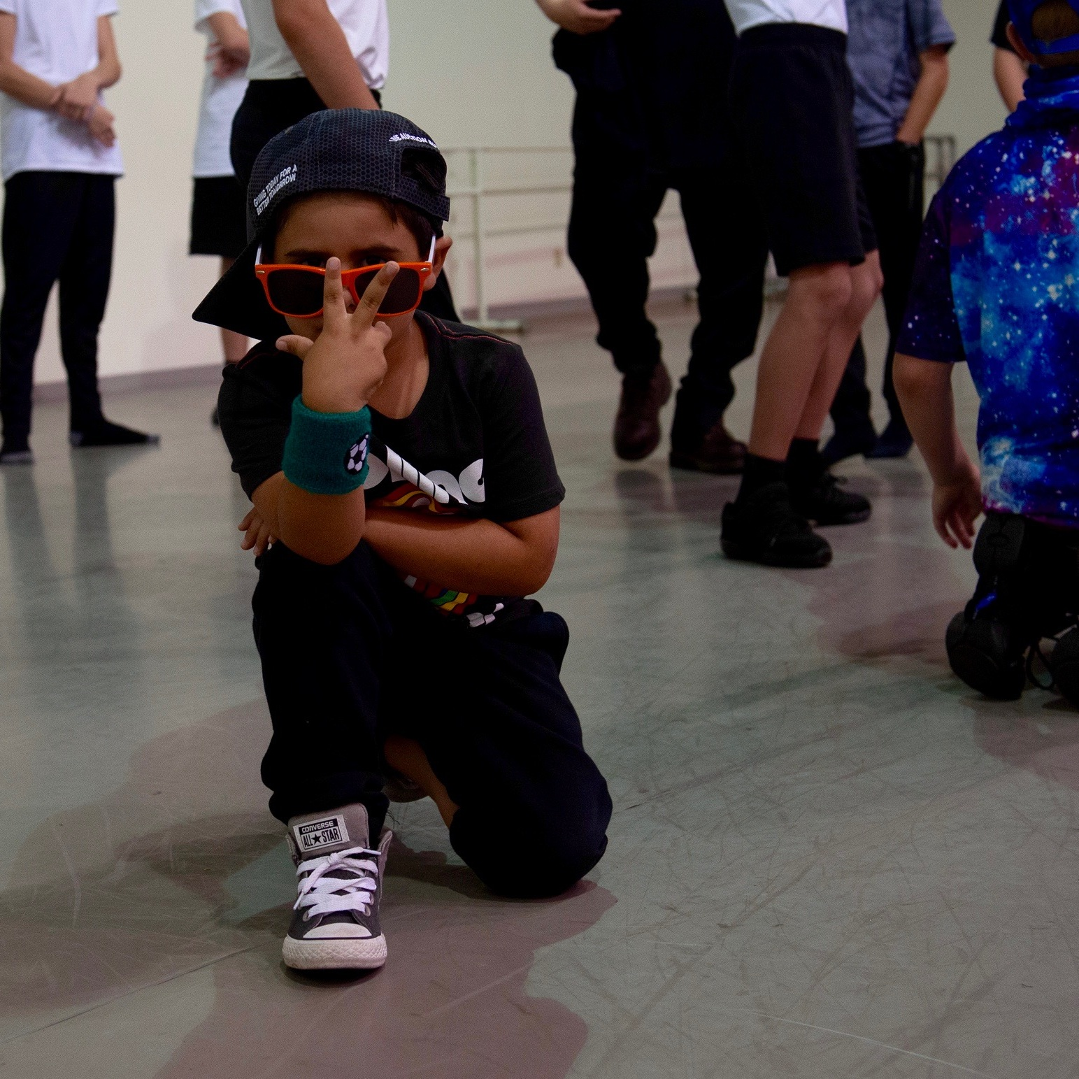 Hip-Hop - Classes for Beginning, Intermediate and Advanced dancers ages 3 to 19!