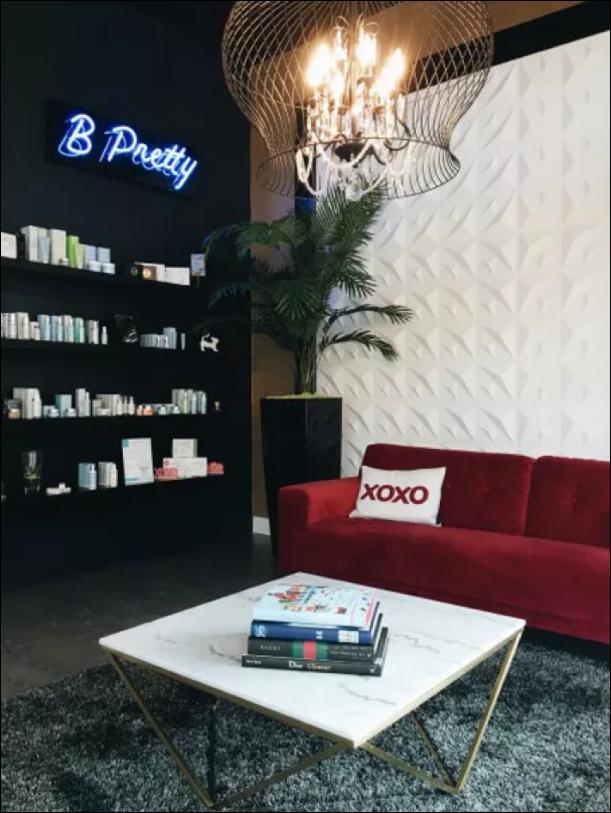 XO Treatment Room Lobby
