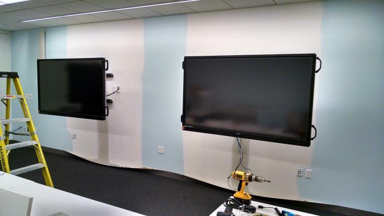Display TV Digital Signage Conference Room