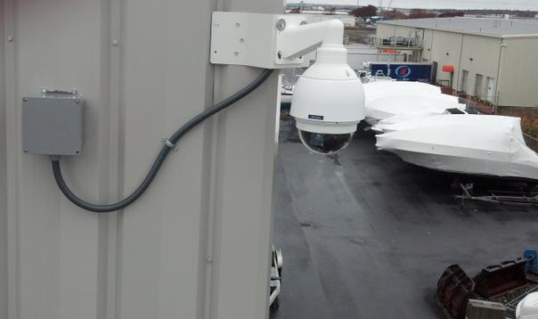Commercial Security Camera