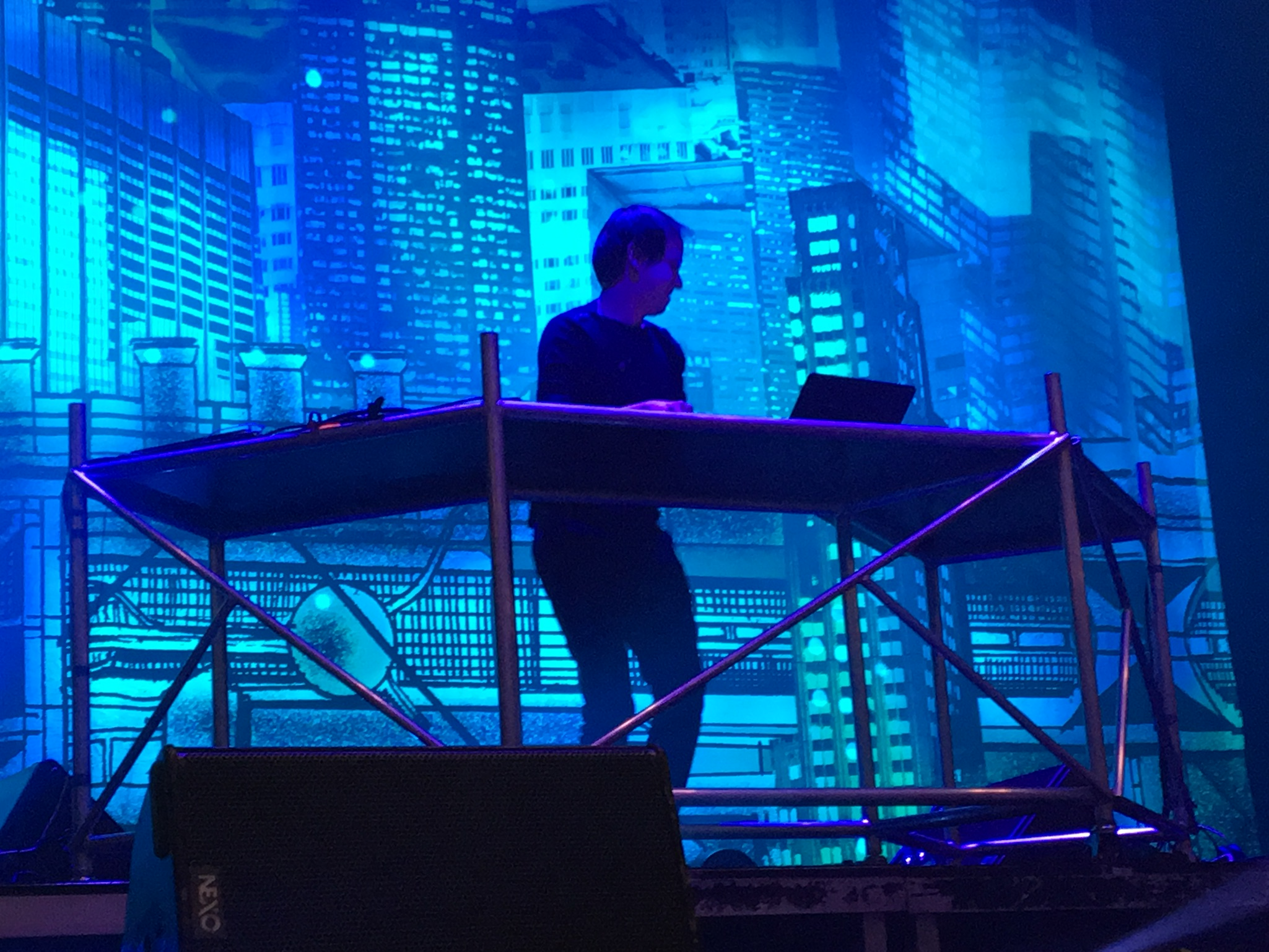 Rone Nuits Sonores Bruxelles