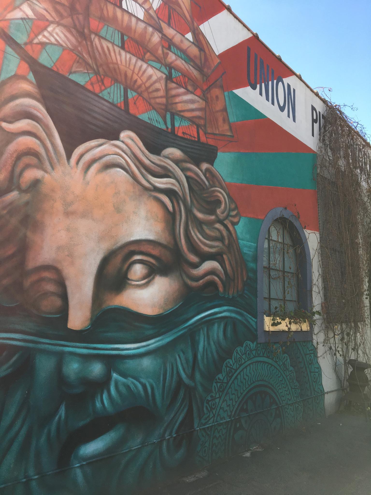 New York Wynwood Street Art