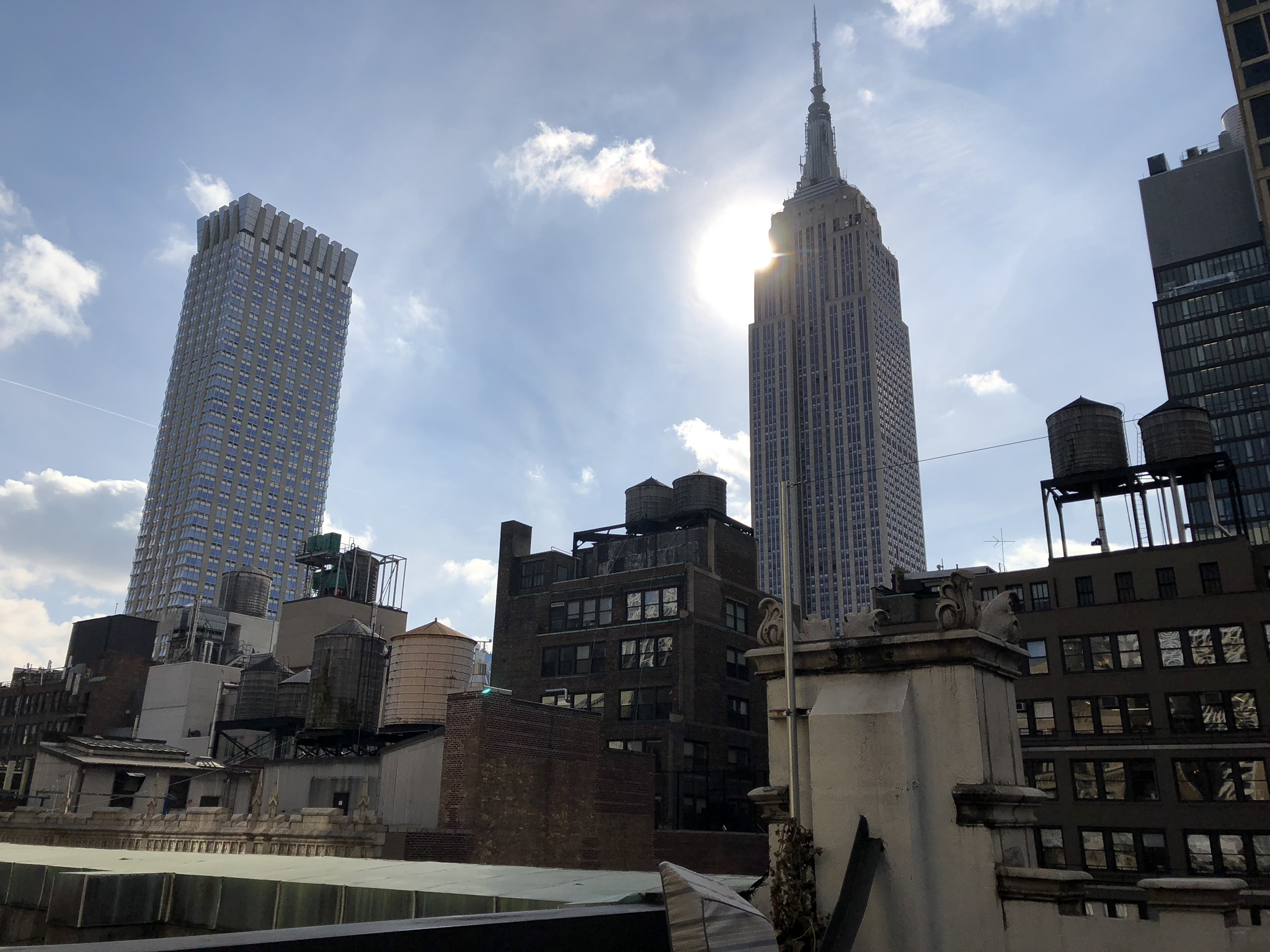 New York Reffinery Rooftop