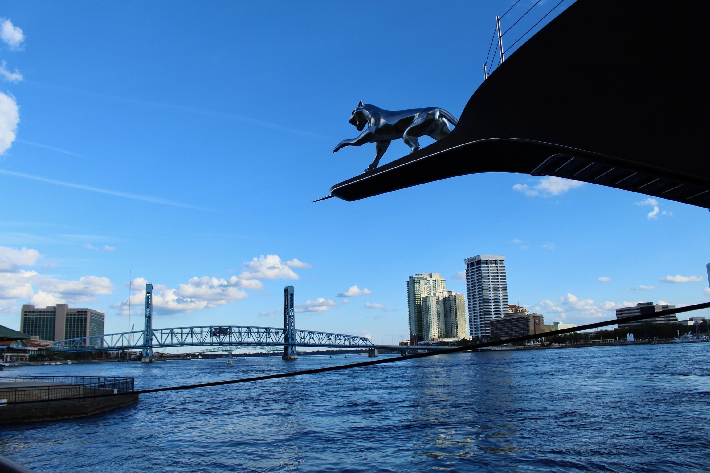Jacksonville river