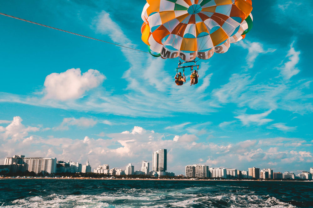 Parasail Miami Beach