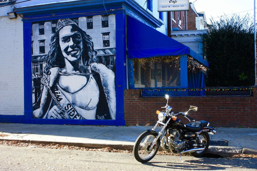 RICHMOND MURAL PROJECT : ED TRASK©