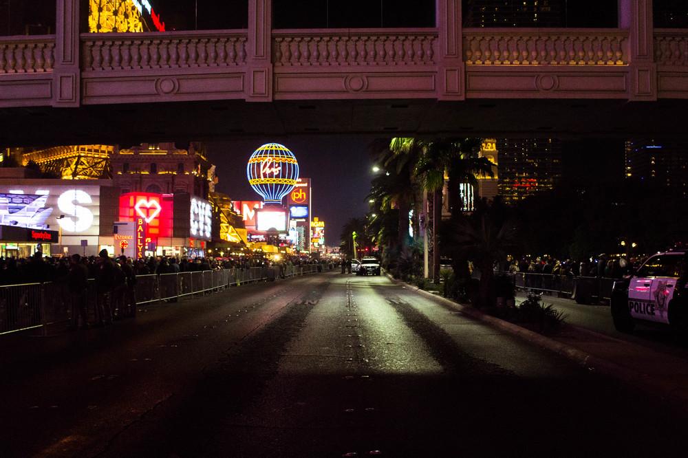 New year's eve - Las Vegas