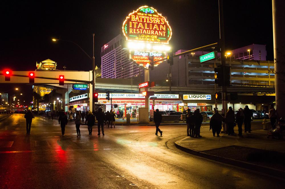 New Year's Eve Las Vegas