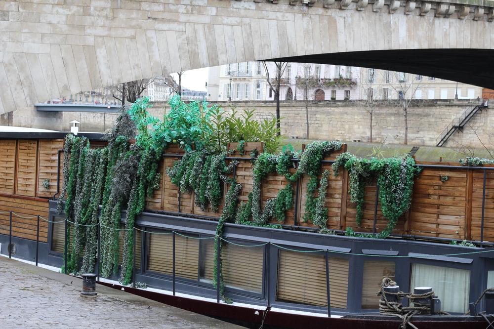 Paris péniches