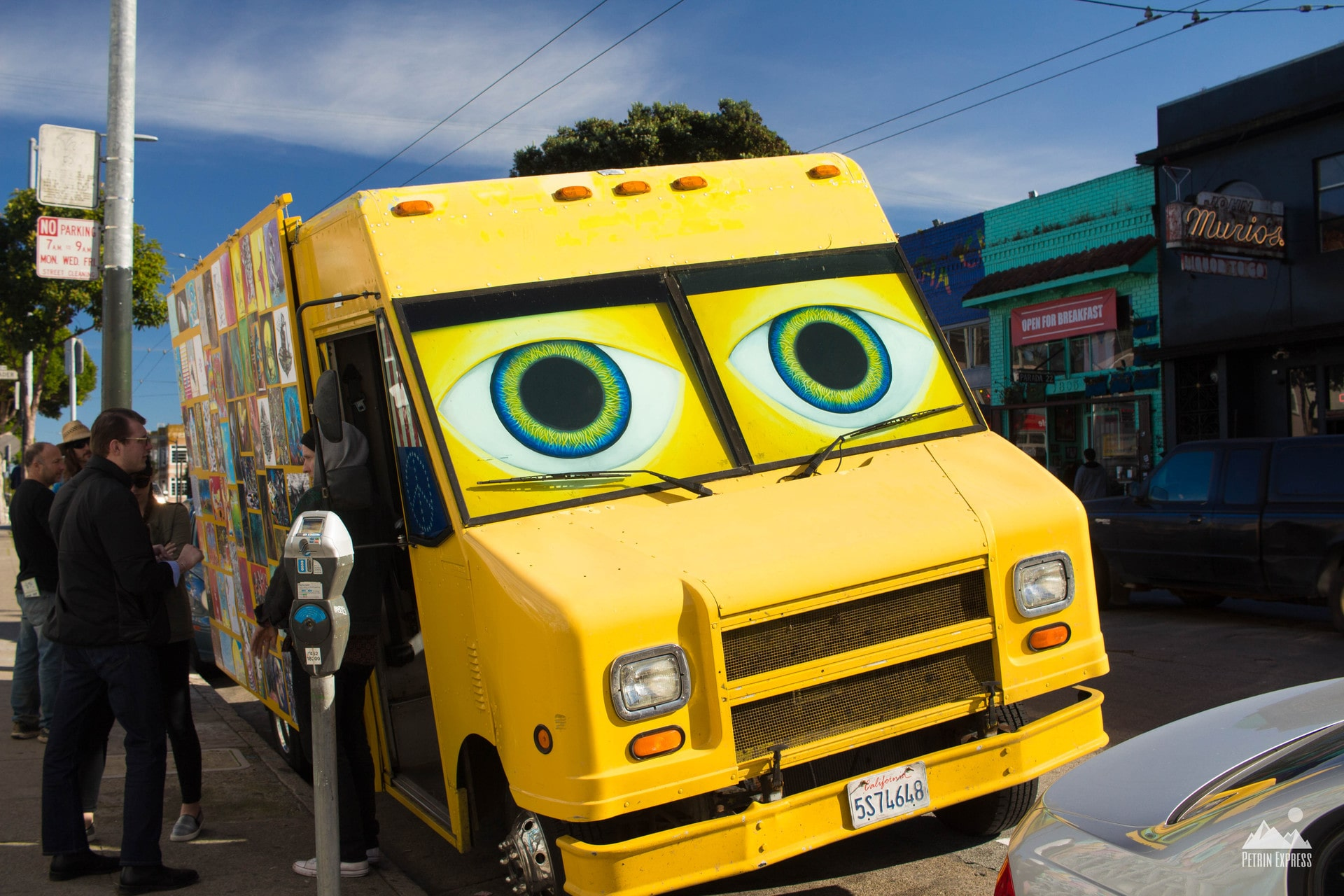 Haight Ashbury District | San Francisco