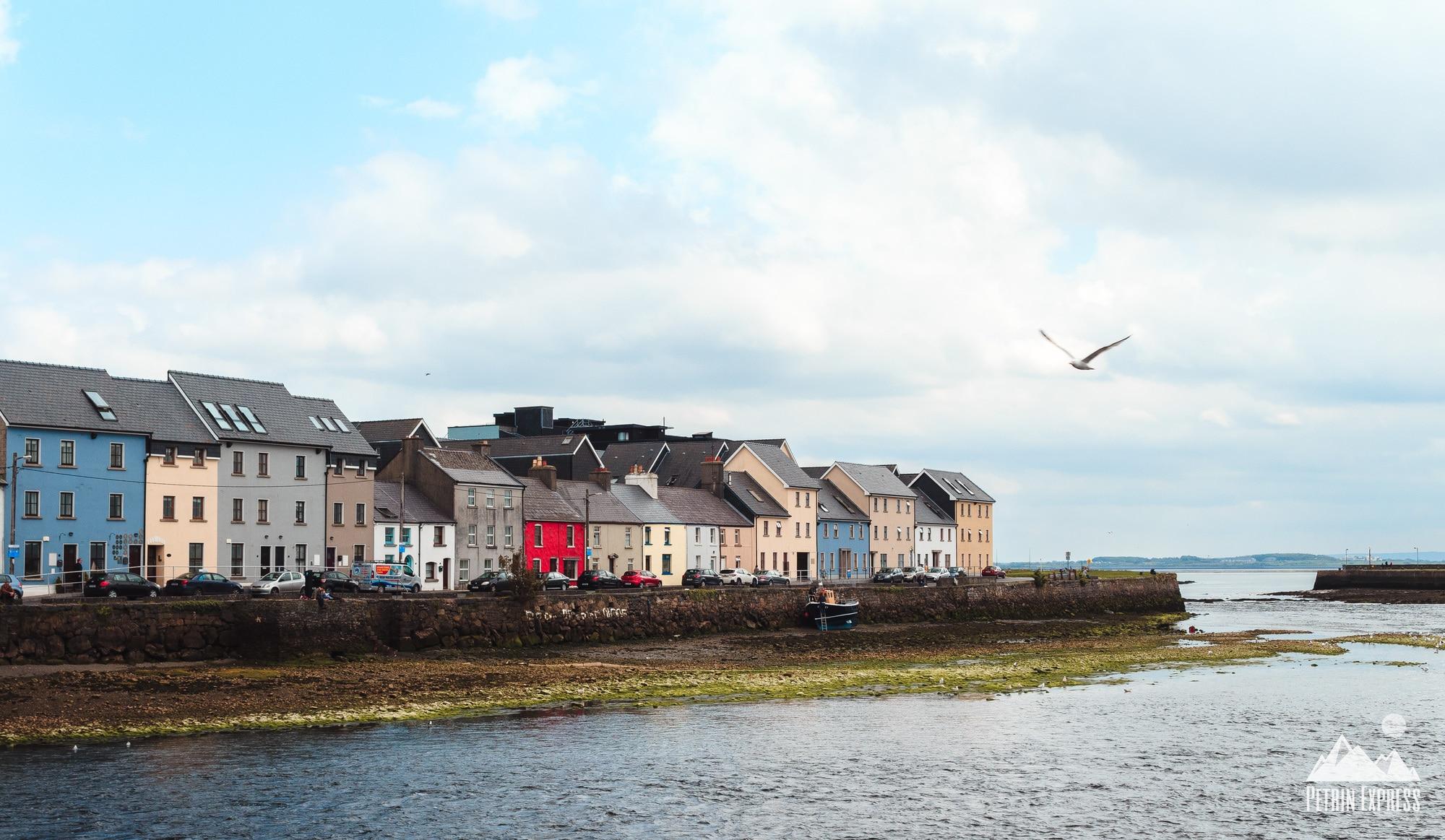 Irlande Galway Port