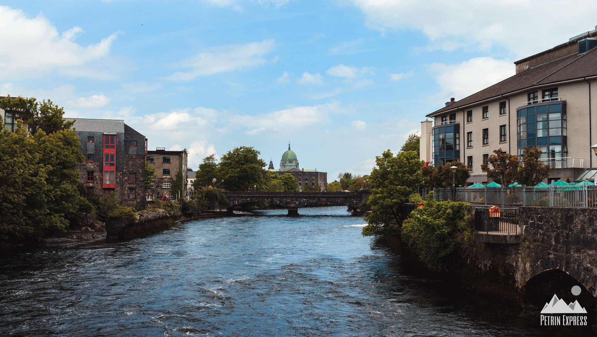 Irlande Galway Cathedrale