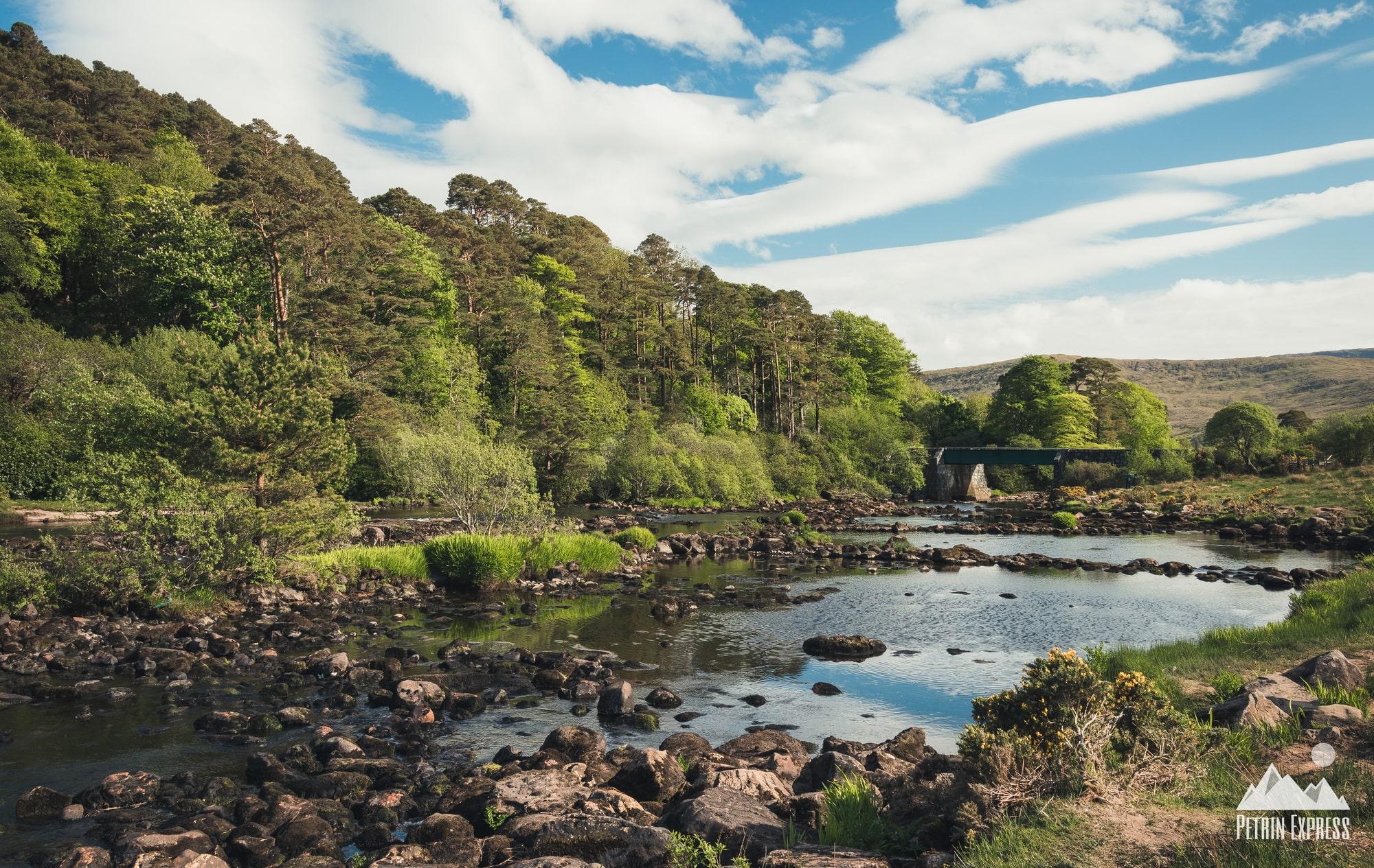 Irlande Aasleagh Falls
