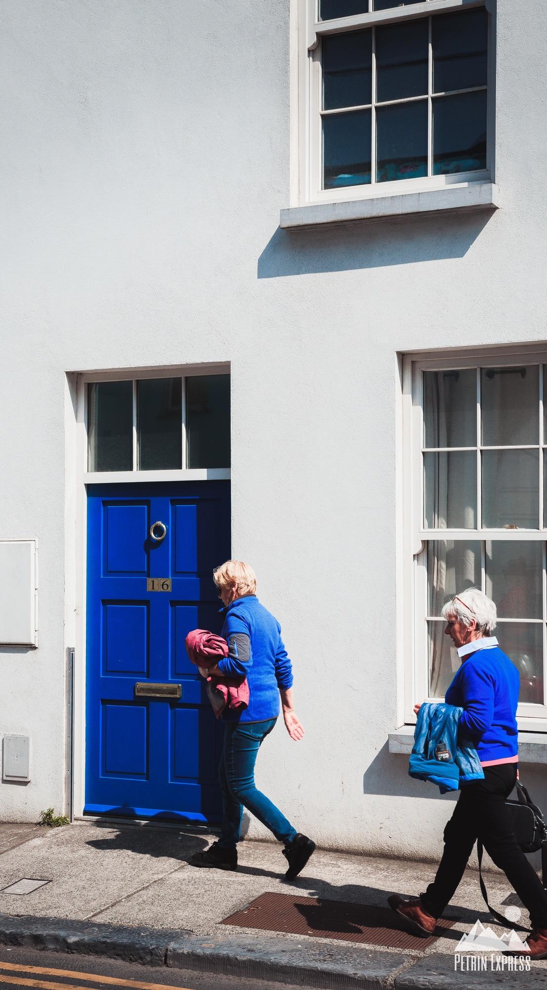 Irlande Galway rues