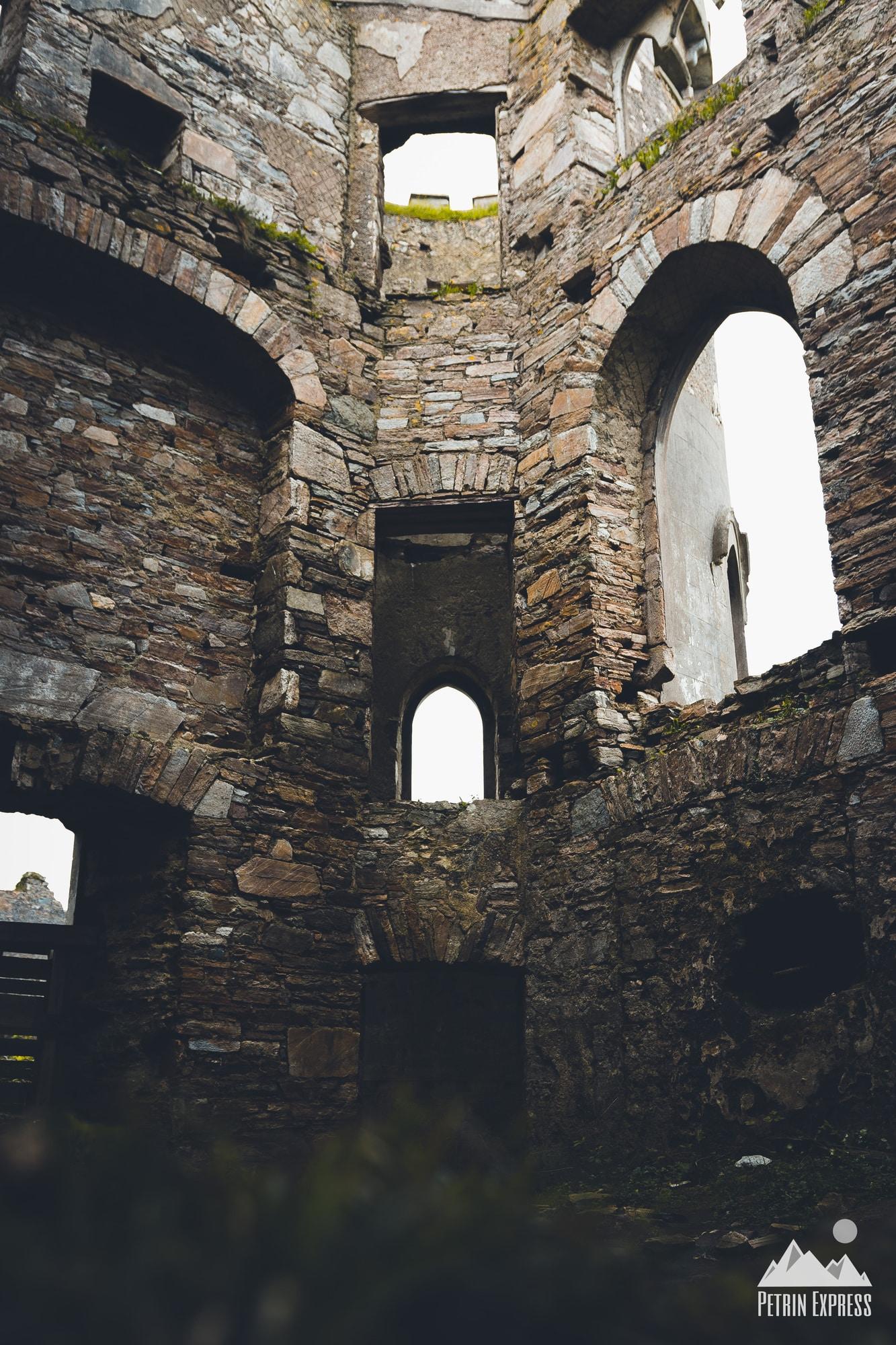 Irlande Clifden castle
