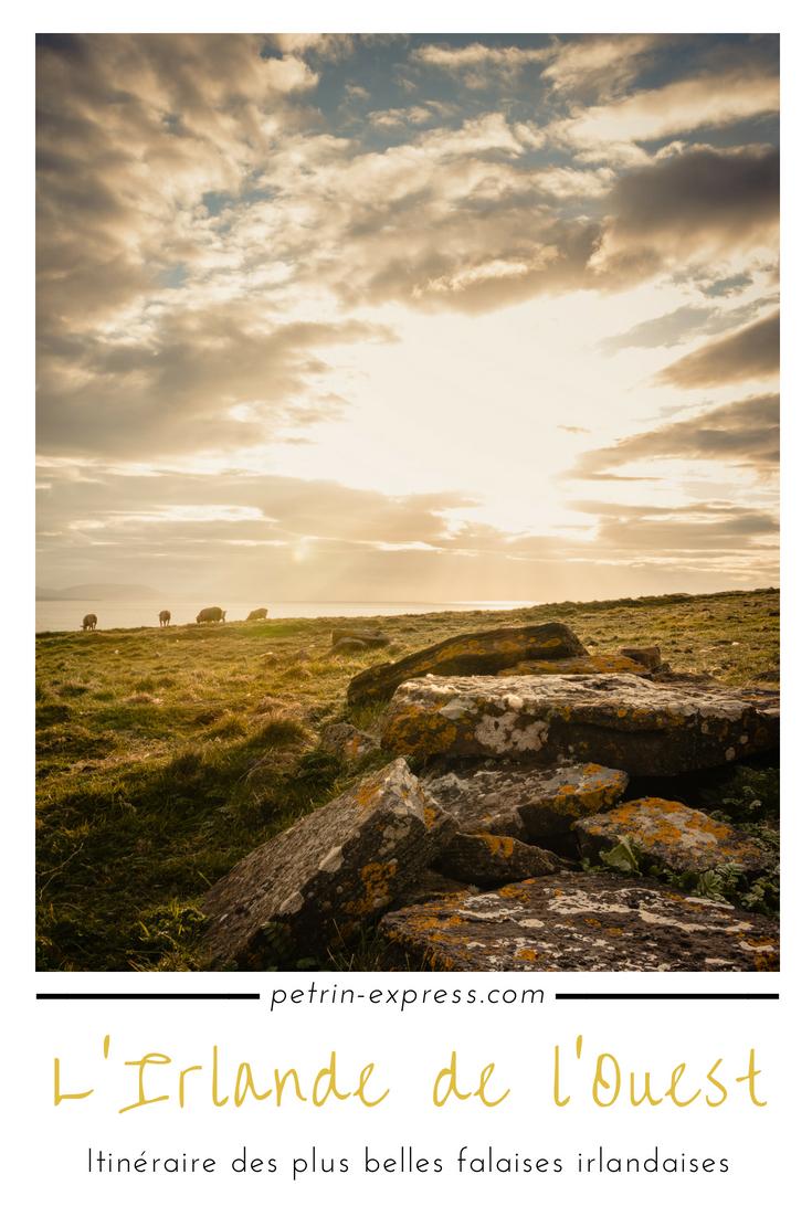 À la poursuite des plus belles falaises d'Irlande de l'Ouest : Downpatrick Head et Slieve League