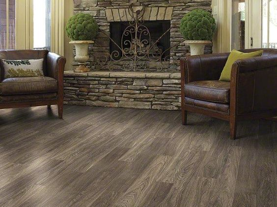 Laminate - Laminate flooringis a multi-layer syntheticflooringproduct fused together with a lamination process. Laminate flooring simulates wood with a photographic applique layer under a clear protective layer. Typically made with medium density fiber (MDF).