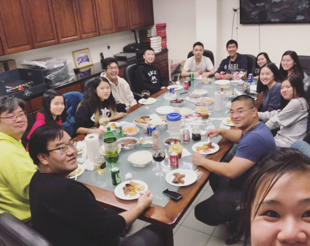 Youth Leaders/Staff Meeting