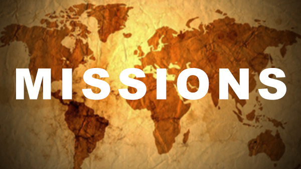 Missions September 9, 2018 - September 15, 2019