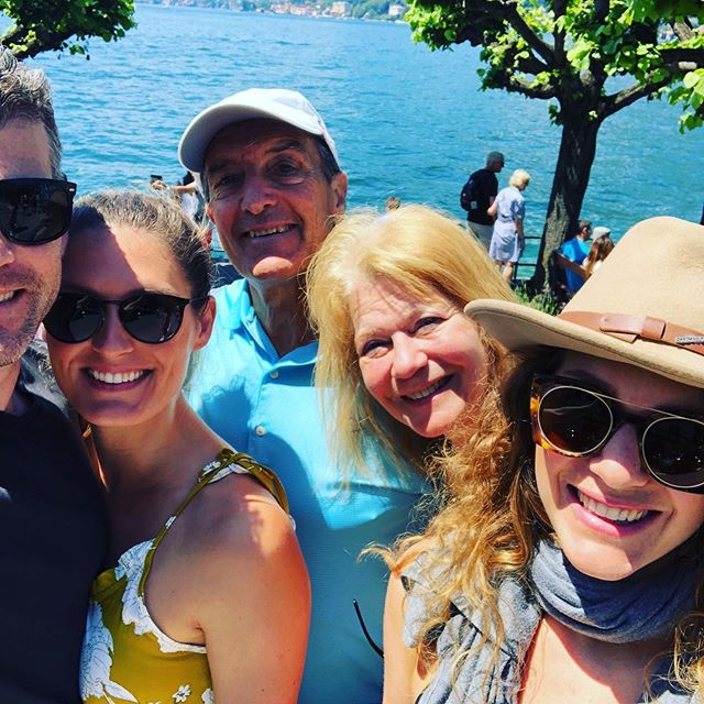 One for the books ❤️ #italia #piemonte #lakecomo #family #lovethem #cheesequake