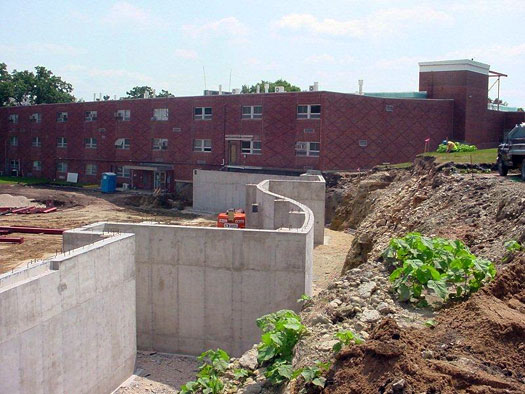 Foundations - Foundations & Cast-In-Place Walls for Commercial, Industrial & Agricultural Market