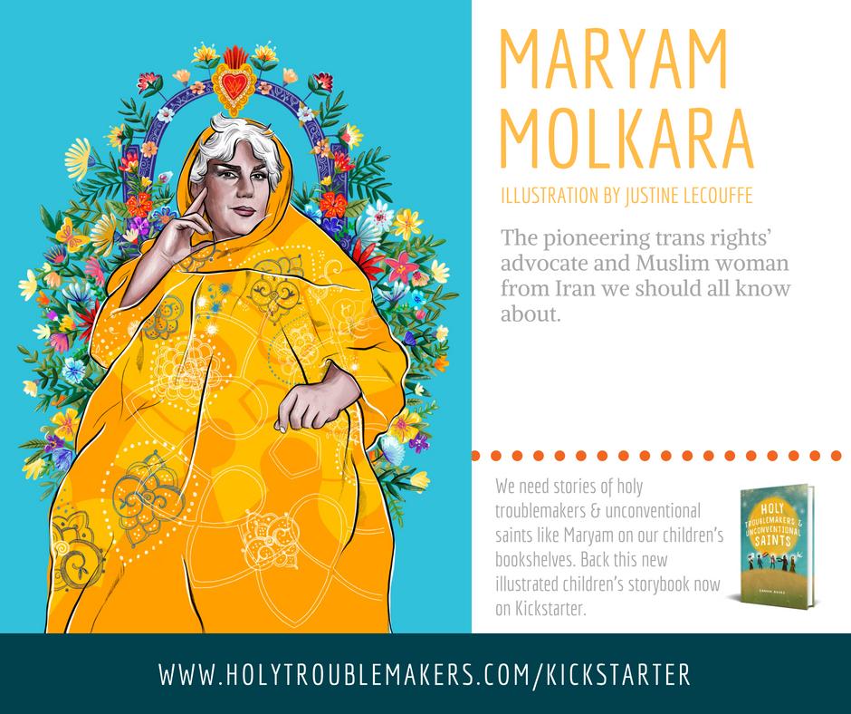 Maryam Molkara - Facebook