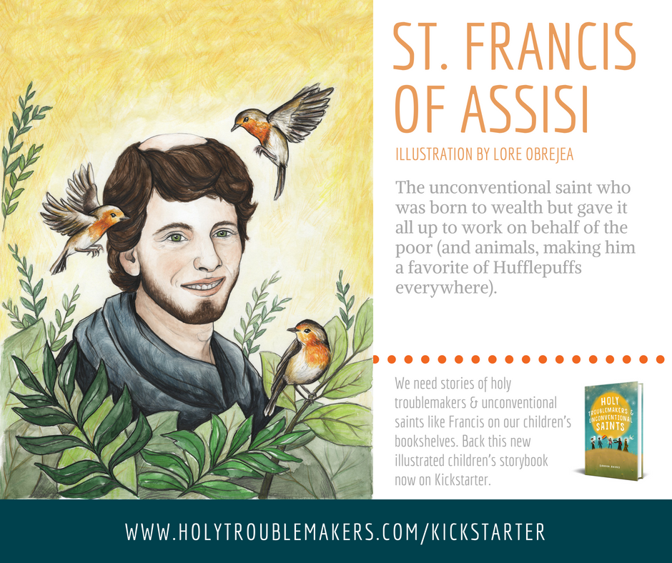 St. Francis of Assisi - Facebook