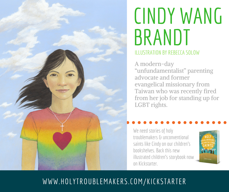 Cindy Wang Brandt - Facebook