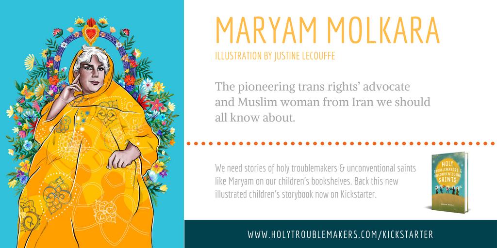 Maryam Molkara - Twitter