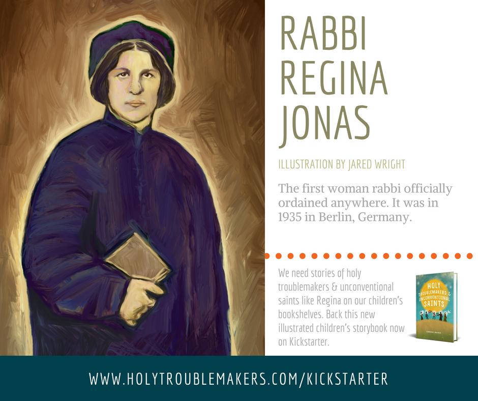 Rabbi Regina Jonas - Facebook