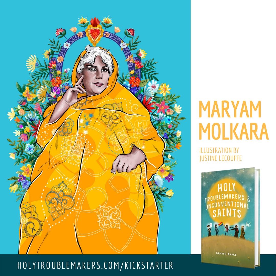 Maryam Molkara - Instagram