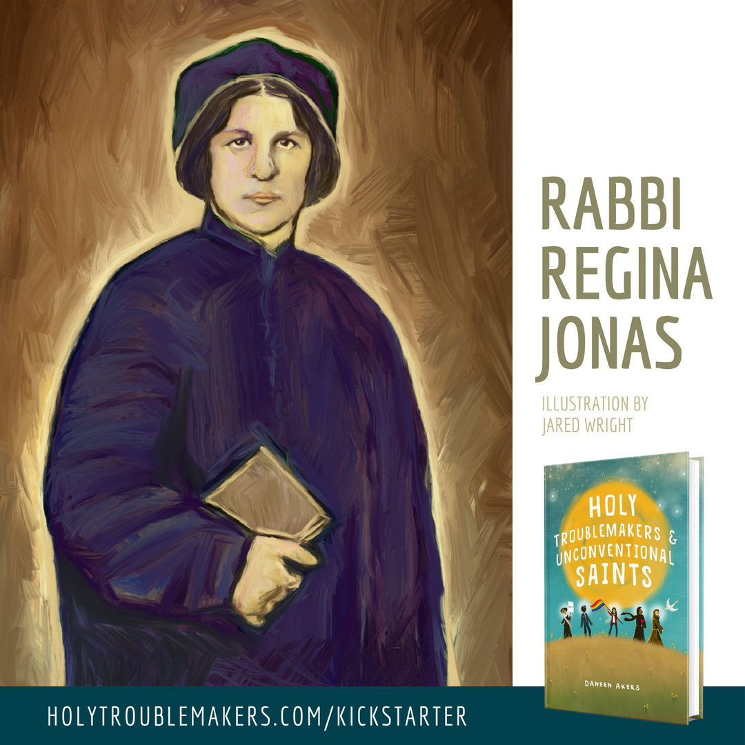 Rabbi Regina Jonas - Instagram