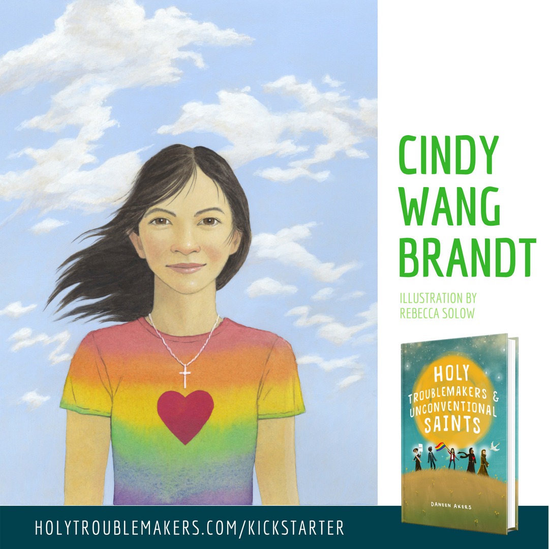Cindy Wang Brandt - Instagram