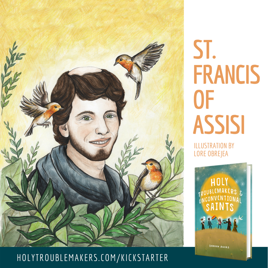 St. Francis of Assisi - Instagram